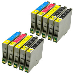 Multipack 10 Cartucce Epson T1631XL T1632XL T1633XL T1634XL