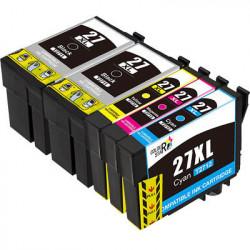 Rainbow 5 Cartucce Epson T2711XL T2712XL T2713XL T2714XL