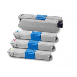 Toner OKI 44469814 Compatibile Nero