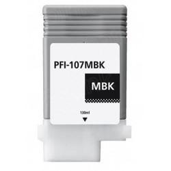 Cartuccia Nero Opaco Per Canon PFI 107 Compatibile