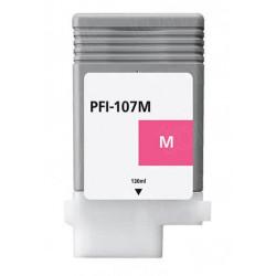 Cartuccia Magenta Per Canon PFI 107 Compatibile
