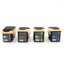 Multipack 4 Toner Per Xerox 106R02605-106R02602-106R02603-106R02604