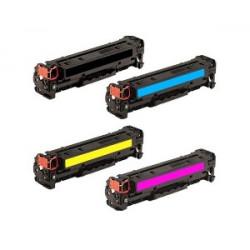 Multipack 4 Toner Per HP 826A Compatibili
