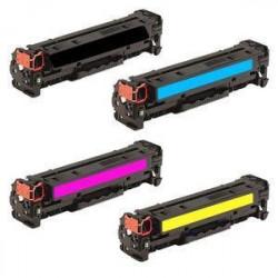 Multipack Toner Per HP CF380X CF381A CF382A CF383A