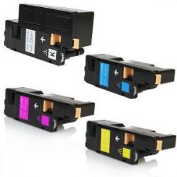 Multipack Toner Compatibili Per Xerox 106R01630-106R01627-106R01628-106R01629