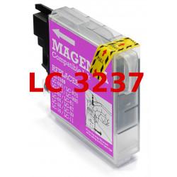 Cartuccia Per Brother LC3237C Compatibile Magenta
