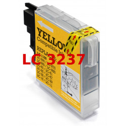Cartuccia Per Brother LC3237Y Compatibile Gialla