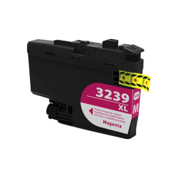 Cartuccia Per Brother LC3239M Compatibile Magenta