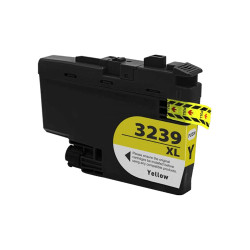 Cartuccia Per Brother LC3239Y Compatibile Gialla