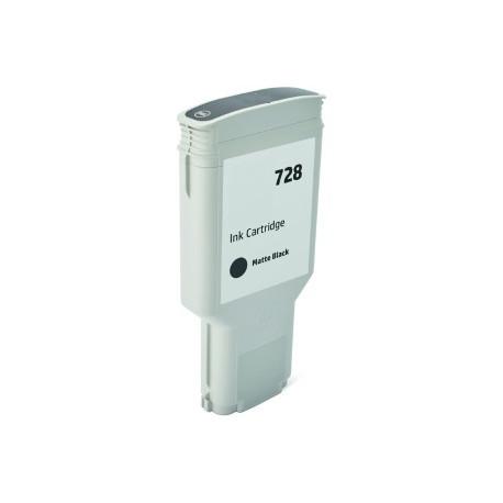 Cartuccia Per HP 728BK (F9J68A) Compatibile Nera