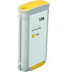 Cartuccia Per HP 728Y (F9J65A) Compatibile Gialla