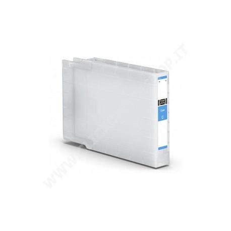 Cartuccia Per Epson C13T04A240 Compatibile Ciano