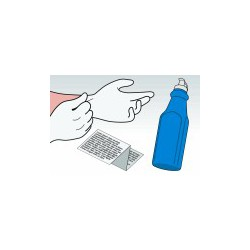 Kit Ricarica Toner Ciano Per Cartucce Brother TN-135C