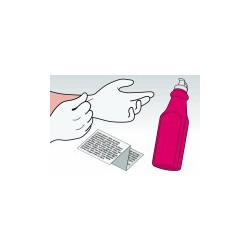 Kit Ricarica Toner Magenta Per Cartucce Brother TN-135M