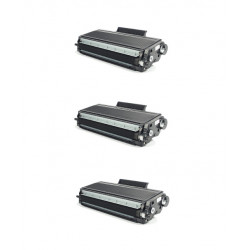 Tripack Toner Brother TN-3480 Compatibili