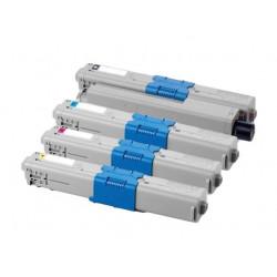 Multipack 4 Toner Per Oki 44469804-44469724-44469723-44469722