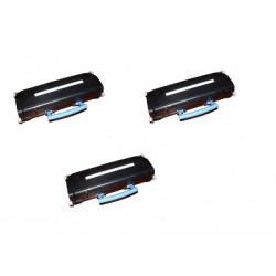 Tripack Toner Lexmark E260A11E Compatibili