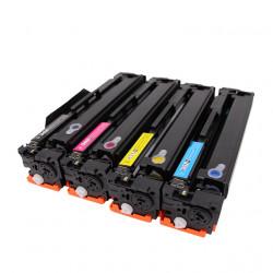 Multipack 4 Toner Per Canon 046H Compatibili