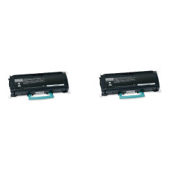 Bipack Toner Per Lexmark X463H11G Compatibili