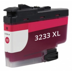 Cartuccia Per Brother LC3233M Compatibile Magenta