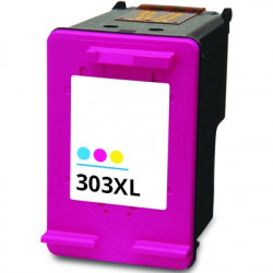 Cartuccia Per HP 303XL Compatibile Tricolor (T6N03AE)