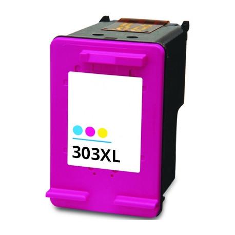 Cartuccia Per HP 303XL Compatibile Tricolor (T6N03AE)