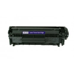 Toner Per Hp Q2612X Compatibile Nero