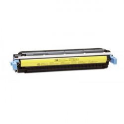 Kit Ricarica Toner Giallo Per Cartucce Hp C9732A