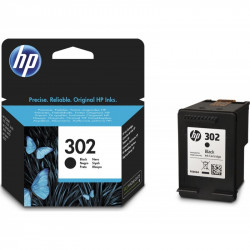 Cartuccia Nera HP 302 XL (F6U68AE) Originale