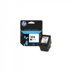 Cartuccia Nera HP 304 XL (N9K08AE) Originale