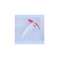 Visiera Protettiva in PVC confezione da 10 pezzi